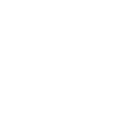 Ovidius - logo white